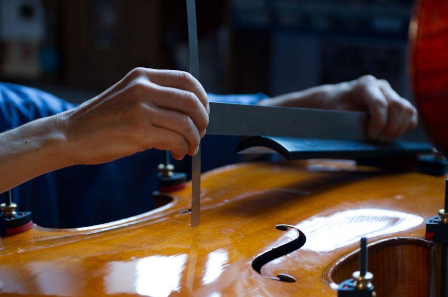 renversement violoncelle