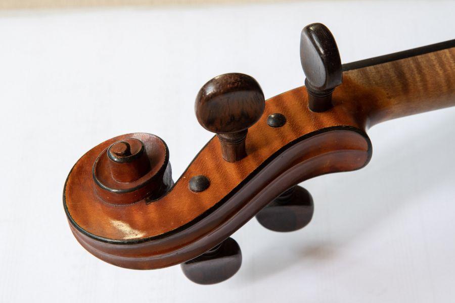 volute de violon